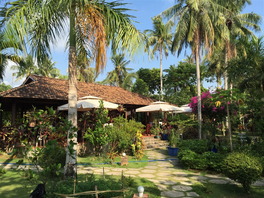 Ostrov Phu Quoc, hotel Thanh Kieu