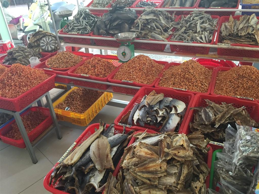 Ostrov Phu Quoc - ráj mořských plodů a ryb