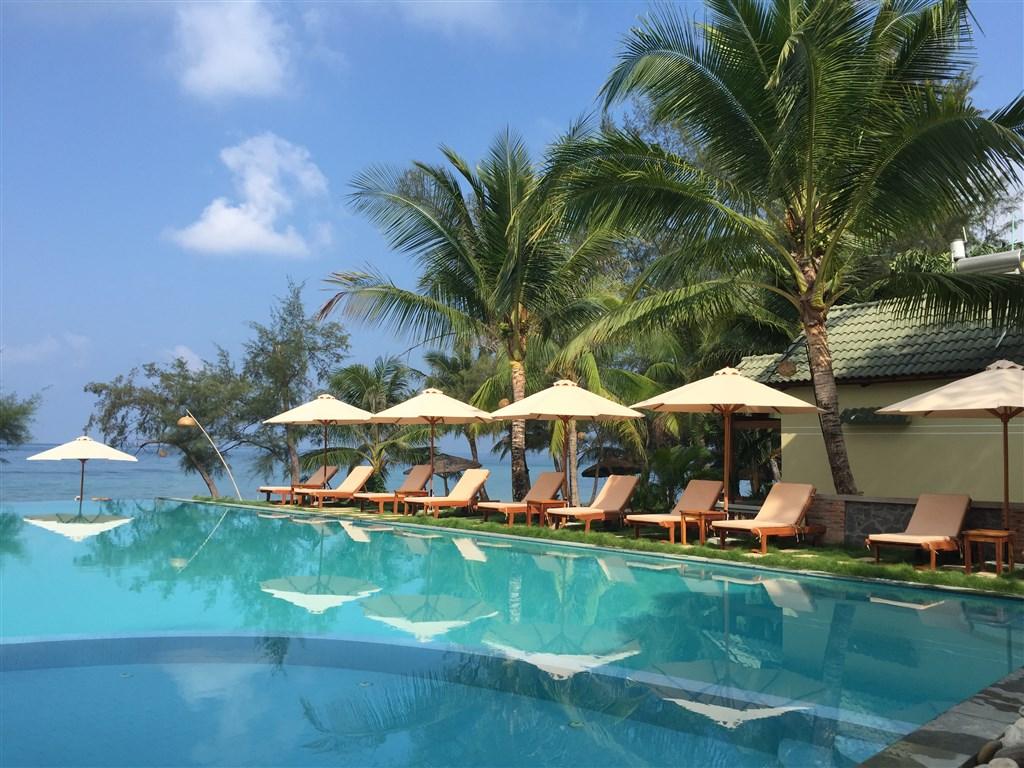 Ostrov Phu Quoc, hotel Ancarine Beach