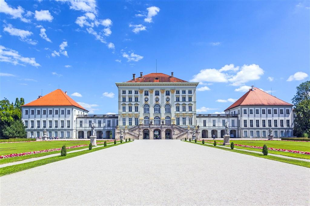 Mnichov - zámek Nymphenburg