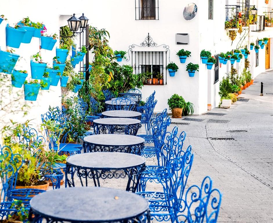 Krásy Andalusie - Mijas