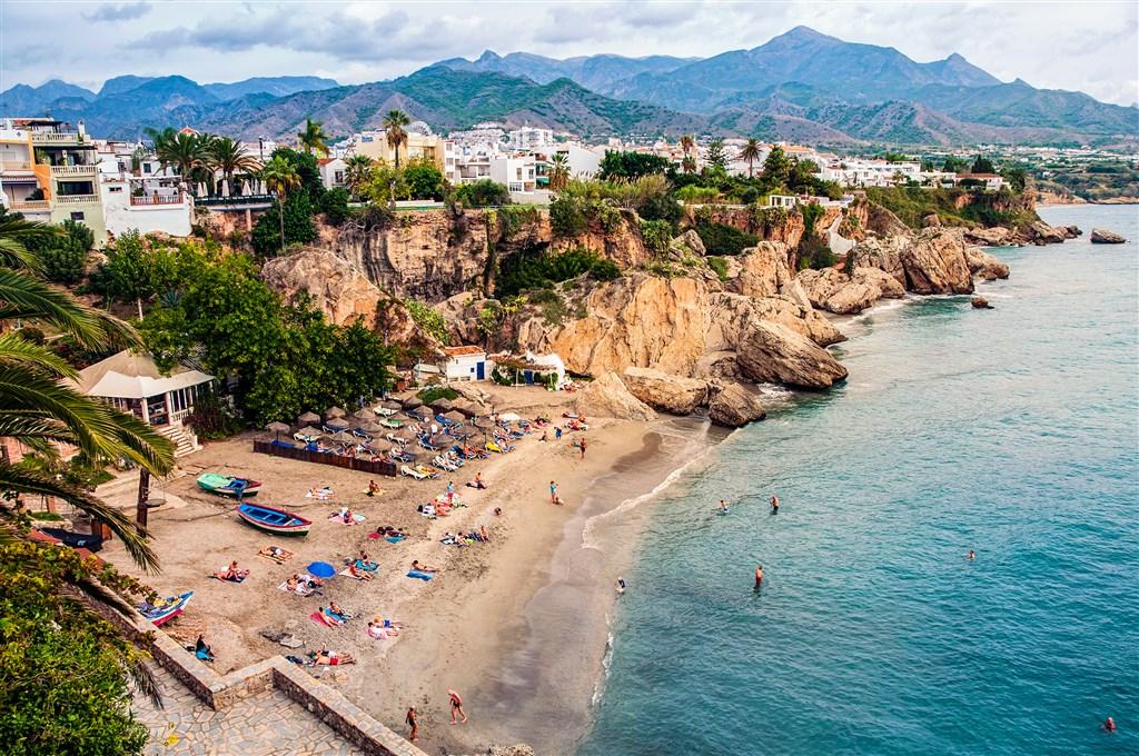 Krásy Andalusie - Nerja