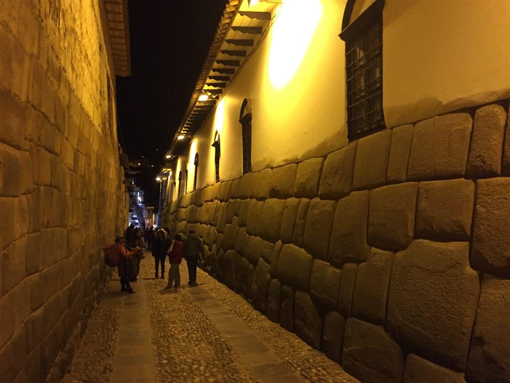 Cusco - uličky
