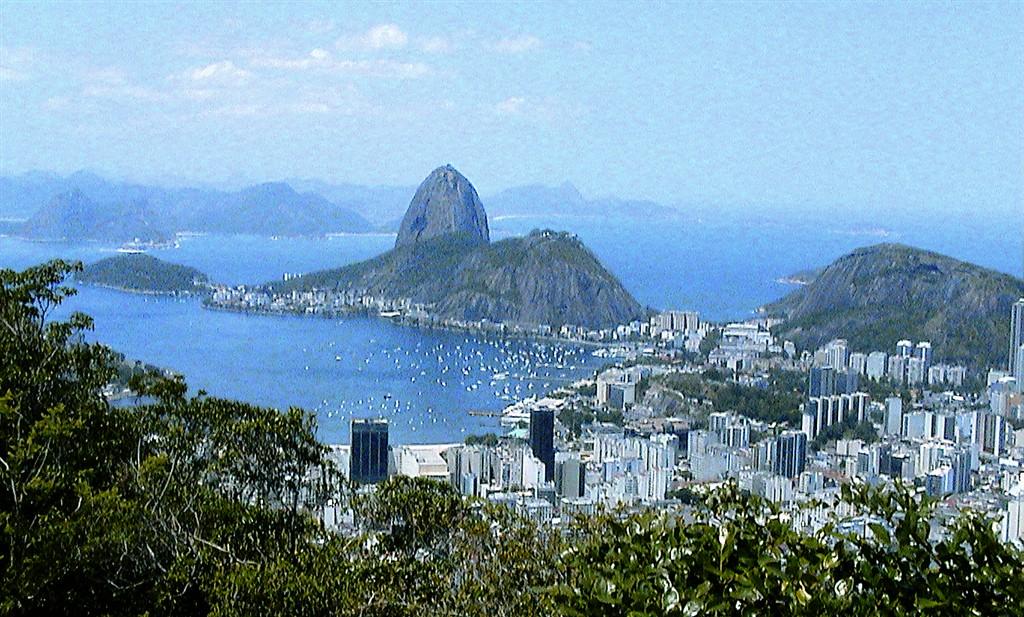 Rio de Janeiro - Cukrová homole