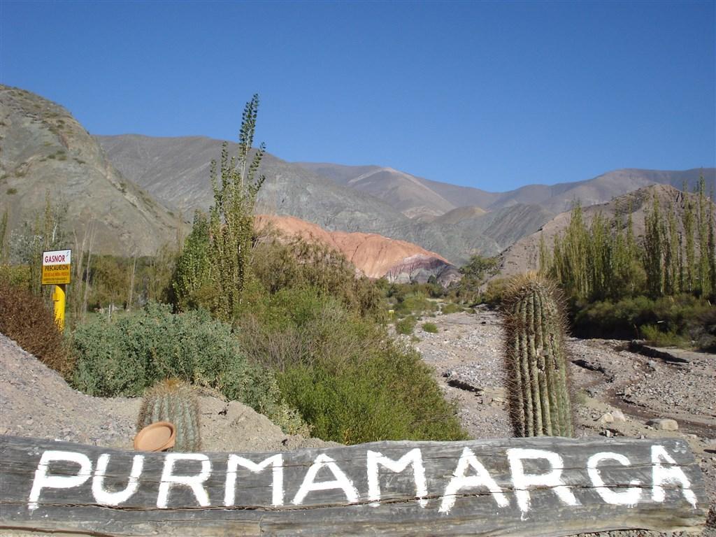 Argentina, Salta, Purmamarca