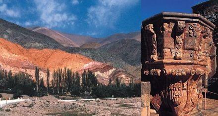 Argentina, Salta, Humahuaca