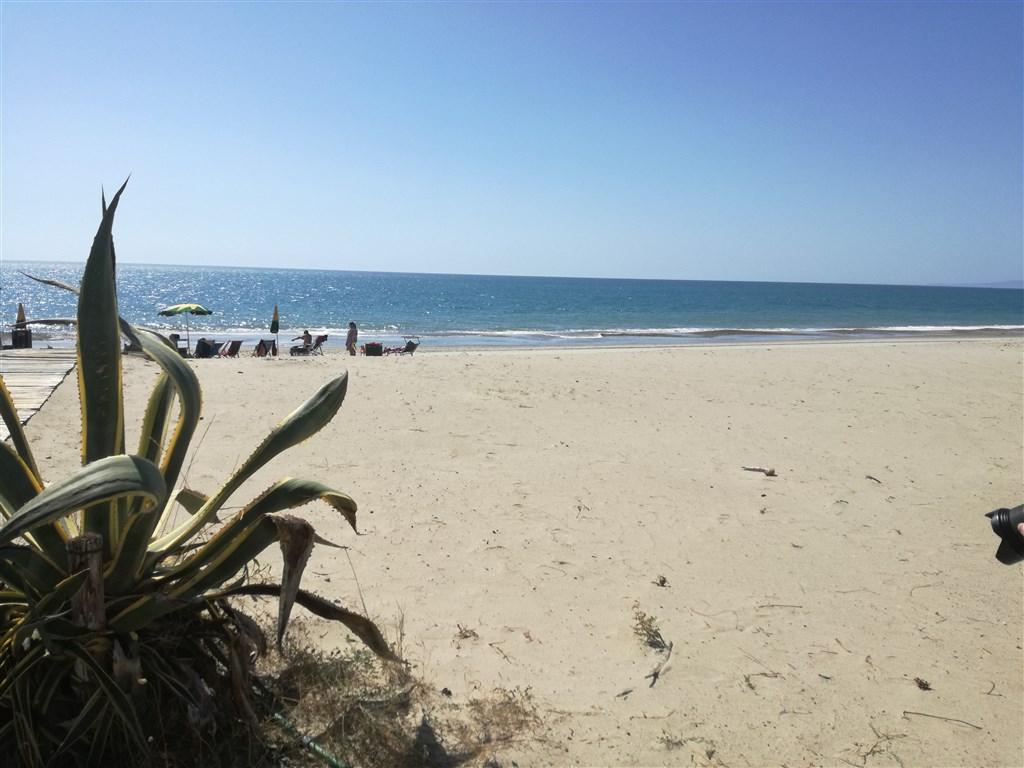 Villagio Borgo - pláž