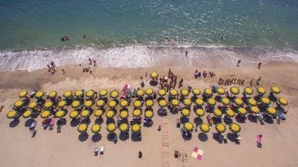 Itálie - Slunná Kalábrie od Jónského moře