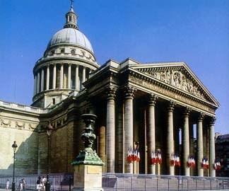 Francie, Paříž - Panthéon
