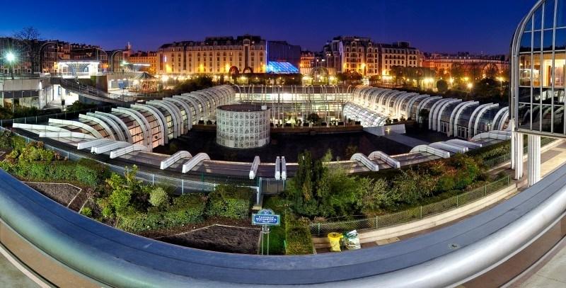 Francie, Paříž - Forum des Halles