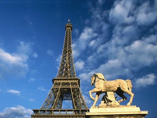 Paříž a Versailles