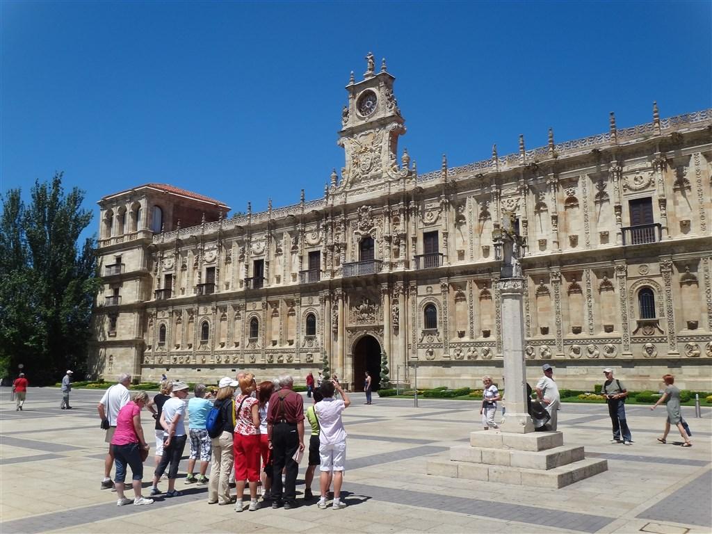 Convento de San Marcos-León
