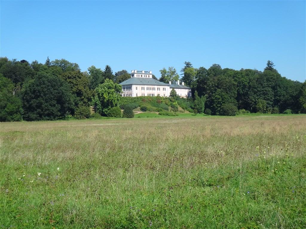 Ratibořice - zámek