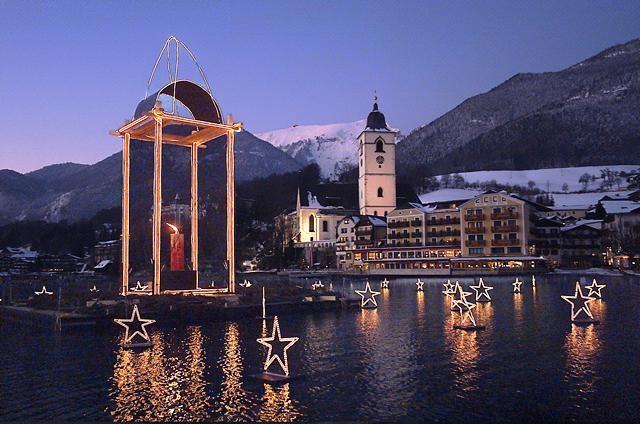 St. Wolfgang im Advent