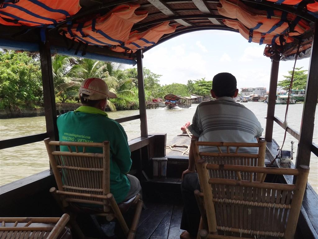 Delta řeky Mekong
