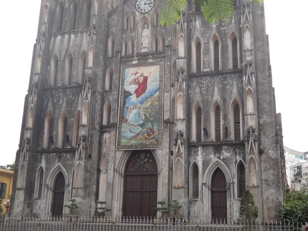 Hanoj - katedrála sv. Josefa