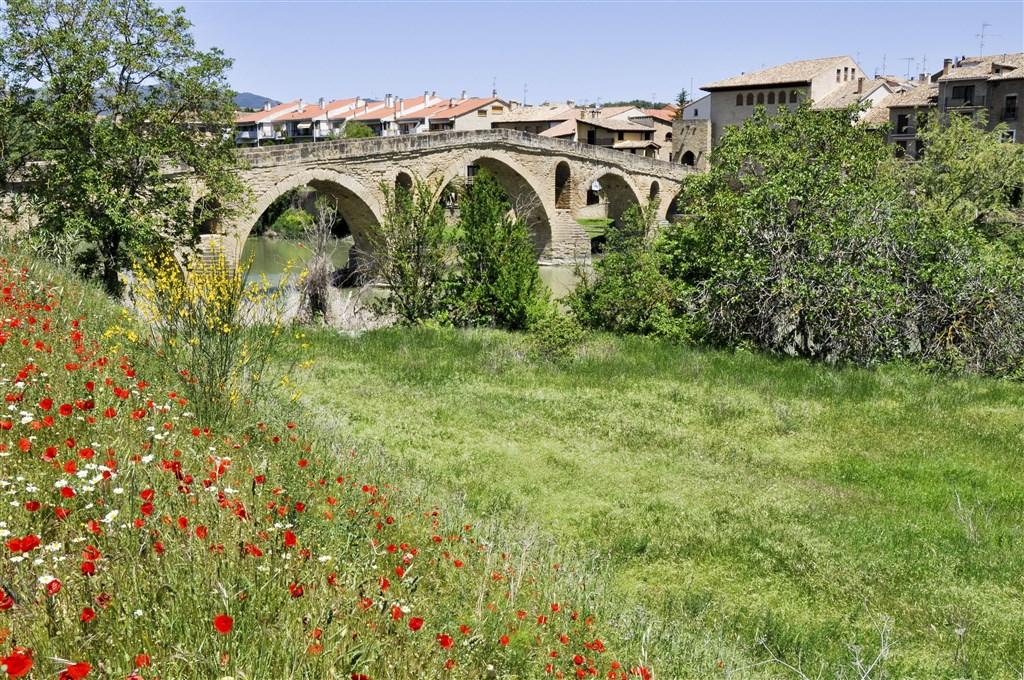 Navarra, Puente de la Reina