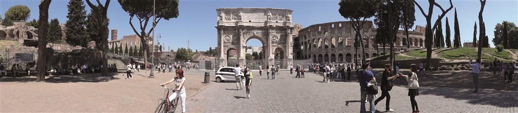 Řím letecký víkend