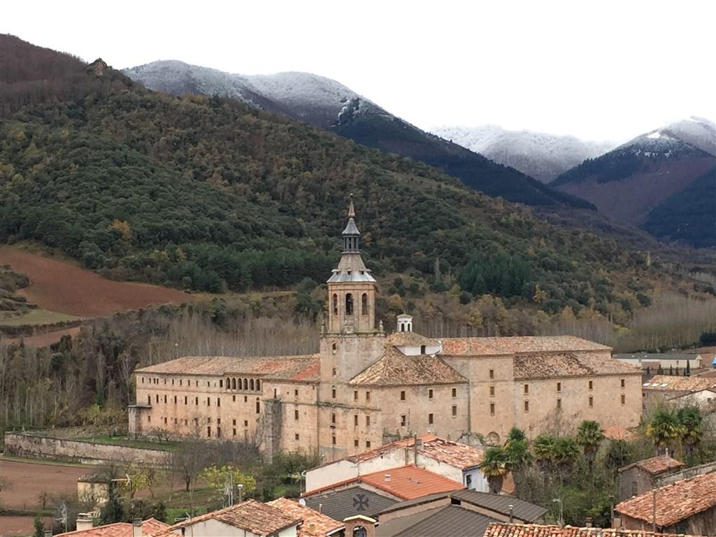 Klášter Yuso, San Millan de Cogolla