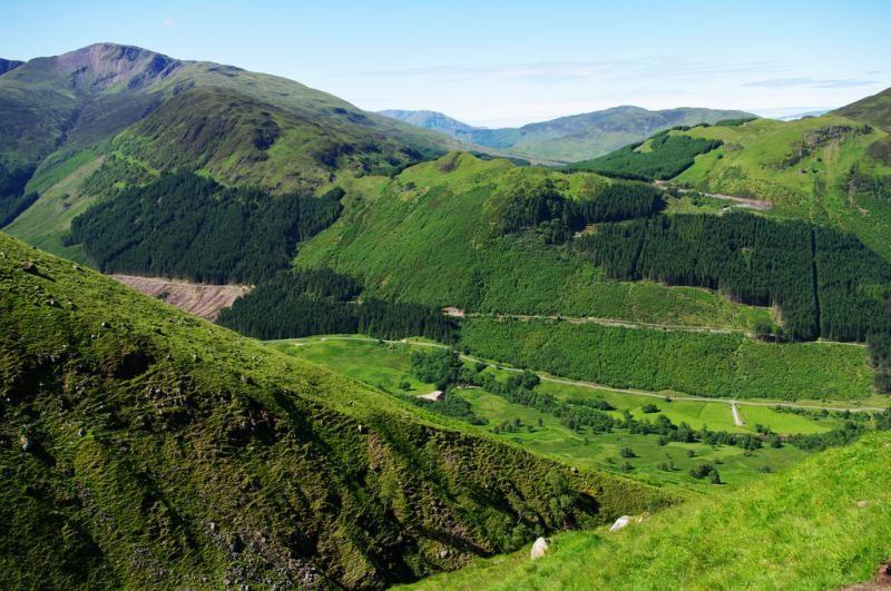 Skotsko - Ben Nevis