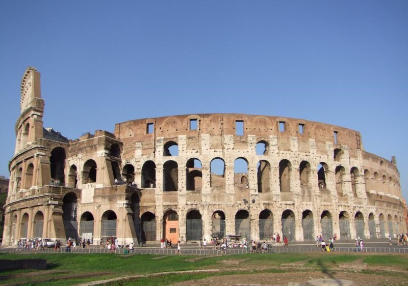 Řím - Colosseum