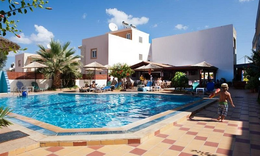 Hotel Anthoula Village****