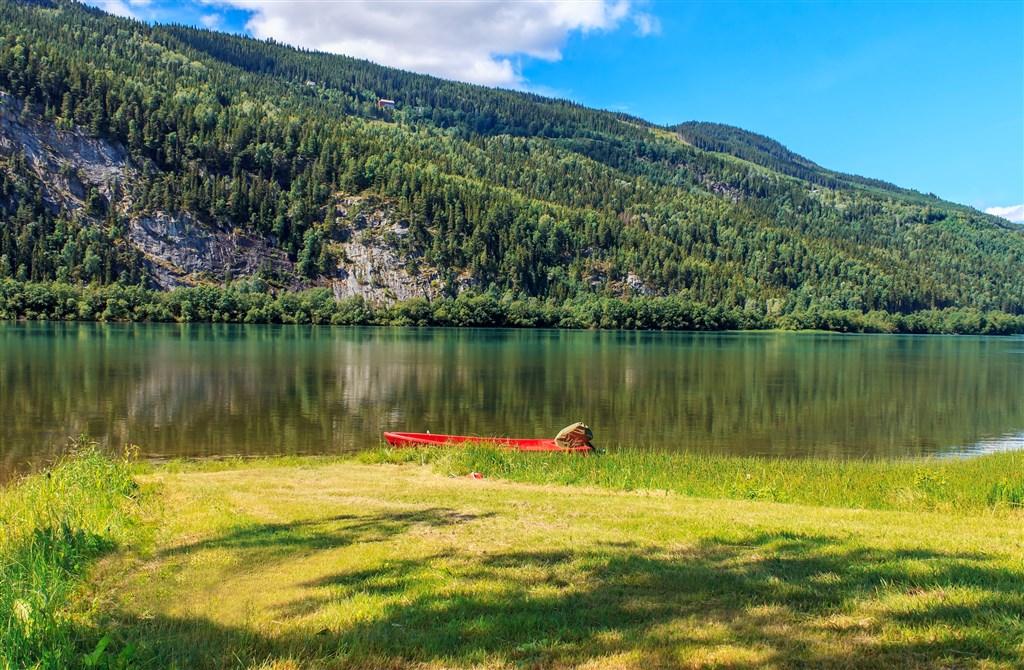 Norsko, Mjosa