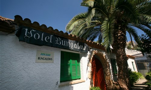 Hotel Don Juan Village** - letecky - Don Juan Village