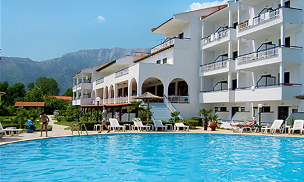 Hotel Ioannis Golden Club***