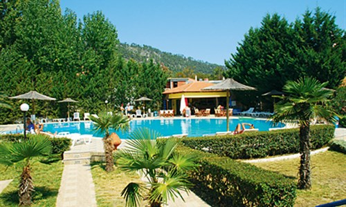 Hotel Ioannis Golden Club*** - Řecko, Thassos - Hotel Ioannis Golden Club