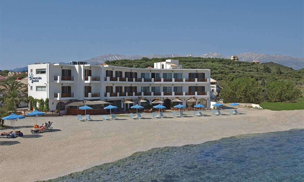 Aparthotel Almyrida Beach****