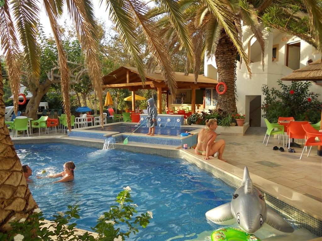 Hotel South Coast ***, Kréta