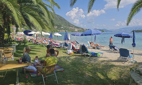 Hotel Sea View*** - Lefkada, Nidri - Hotel Sea View