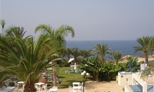 Hotel Queens Bay***+ - Kypr, Pafos - hotel Queens Bay