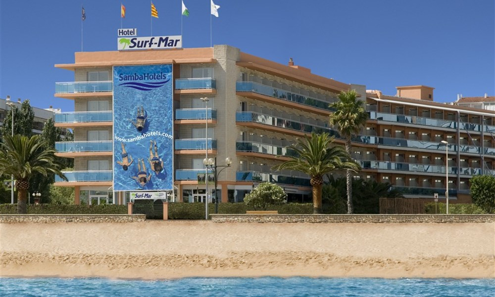 Hotel Surf Mar**** - letecky