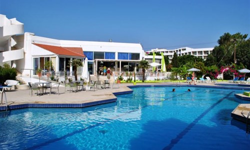 Hotel Happy Days*** - 10/11 nocí - Rhodos, Theologos - Hotel Happy Days