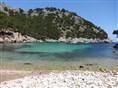 pěší turistika Cala Murta
