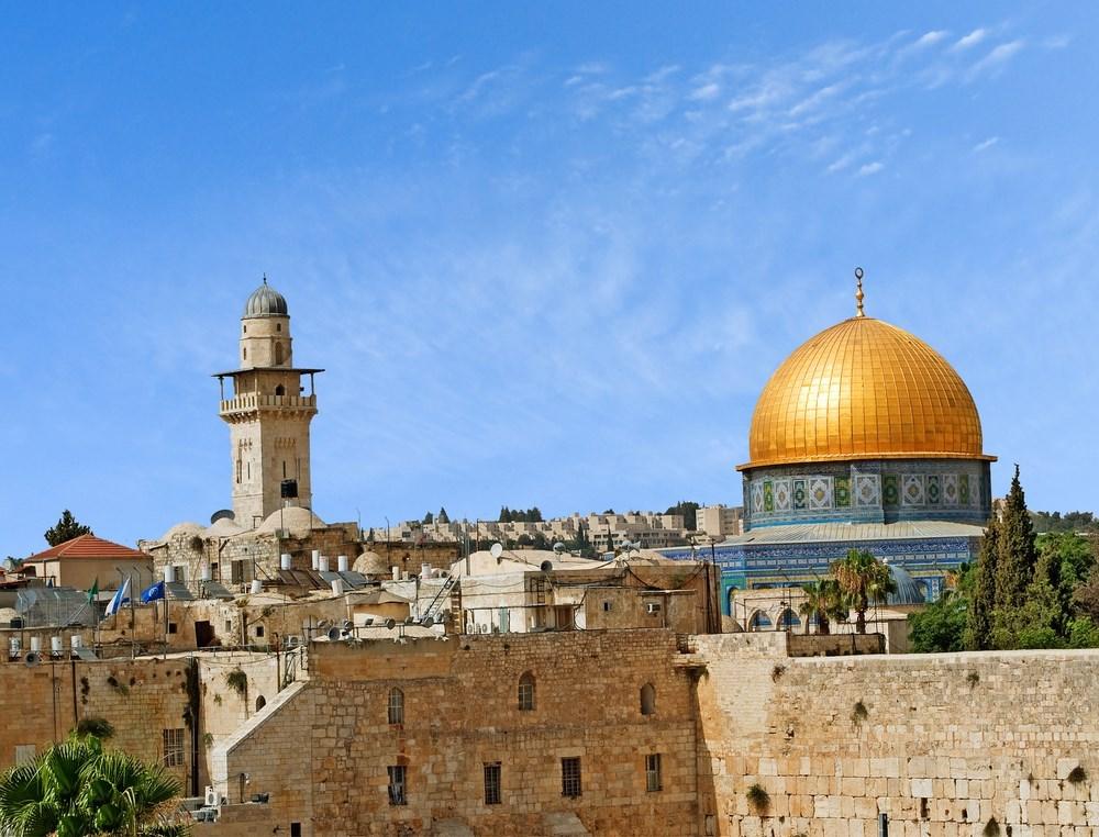 Jordánsko a Izrael - biblické památky a Mrtvé moře